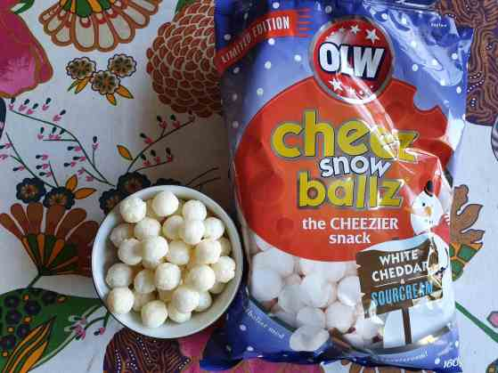 Cheez snow ballz OLW