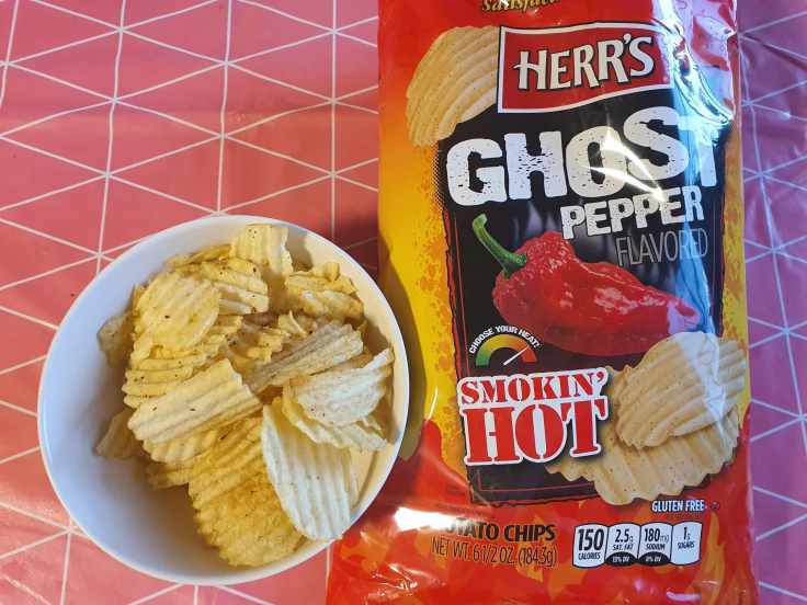 Ghost pepper herrs