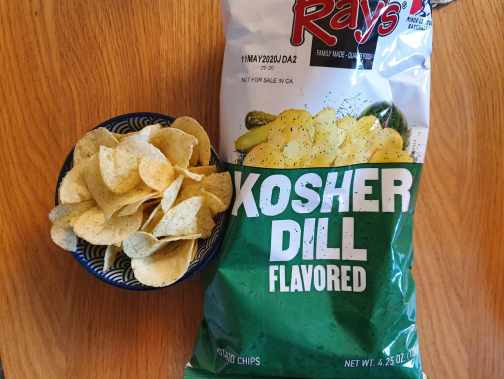 Kosher dill uncle rays