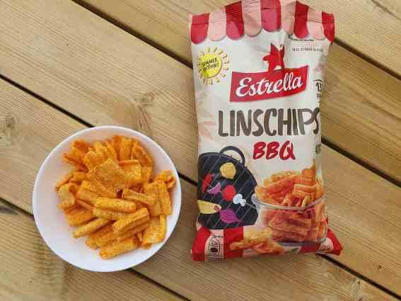 Linschips BBQ Estrella