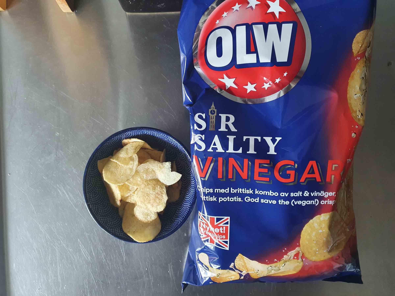 Sir Salty Vinegar OLW