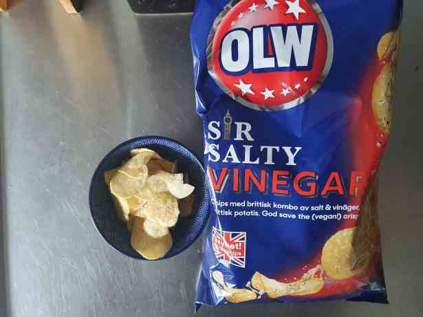 Sir Salty Vinegar OLW
